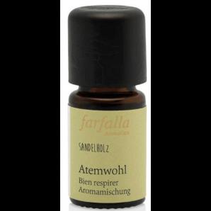 Farfalle Aromamischung Sandelholz Atemwohl (5ml)