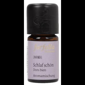 Farfalla Aromamischung Lavendel Schlaf Schön (5ml)