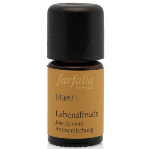 Farfalla Aroma Mixture Bergamot Joy of Life (5ml)