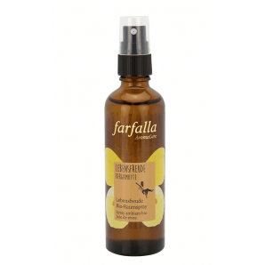 Farfalla joy of life bergamot organic room spray (75ml)