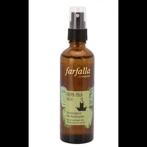 Farfalla Aroma-Yoga Benzoe Sonnengruss Bio-Raumspray (75ml)