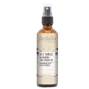 Farfalla Do it yourself organic room spray (70ml)