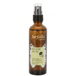 Farfalla stay healthy air-purifying organic protective spray (75ml)