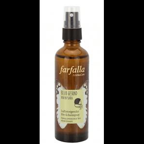 Farfalla stay healthy air-purifying organic protective spray (75ml)