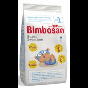 Bimbosan Super Premium 1 Säuglingsmilch Nachfüllbeutel (400g)