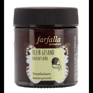 Farfalla Bleib gesund Ravintsara Brustbalsam (30ml)