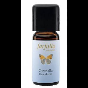 Farfalla ätherisches Öl Citronella bio Grand Cru (10ml)