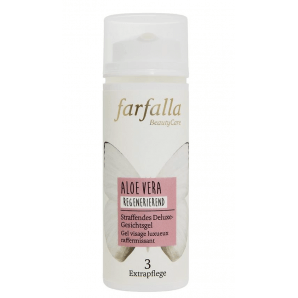 Farfalla Aloe Vera Regenerating Firming Deluxe Face Gel (50ml)