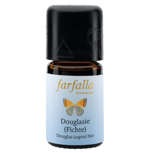 Farfalla essential oil Douglas fir (spruce) organic wild collection Grand Cru (5ml)