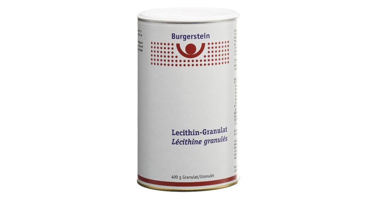 Burgerstein Lecithin Granulat (400g)