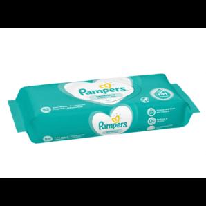 Pampers Feuchte Tücher Sensitive (52 Stk)