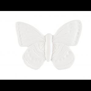 Farfalla Duftstein Schmetterling Unterseite glasiert (1 Stk)