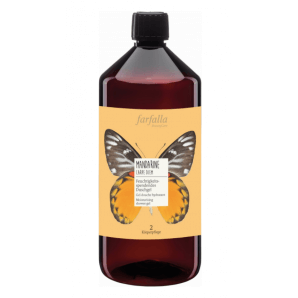 Farfalla Mandarine Carpe Diem shower gel (1000ml)