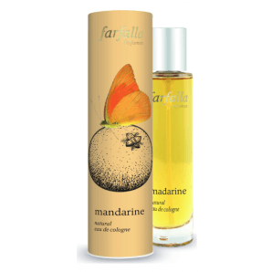 Farfalla mandarine natural eau de cologne (50ml)