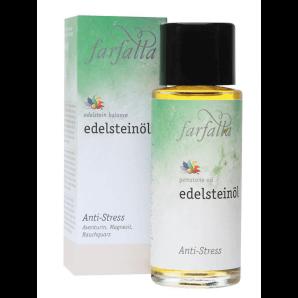 Farfalla Edelsteinöl Anti Stress (80ml)