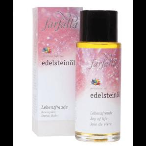 Farfalla Edelsteinöl Lebensfreude (80ml)