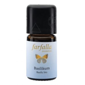 Farfalla Basil Essential Oil Grand Cru (5ml)