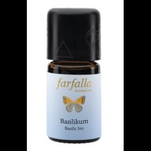 Farfalla Basilikum Ätherisches Öl Grand Cru (5ml)