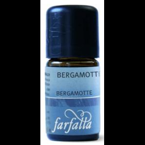 Farfalla Bergamotte Ätherisches Öl Bio (10ml)