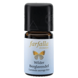 Farfalla Wild Mountain Lavender Essential Oil Organic (5ml)