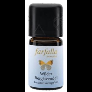 Farfalla Wilder Berglavendel Ätherisches Öl Bio (5ml)