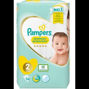 Pampers Premium Protection Gr.4 9-14kg Maxi Sparpack (39 Stk)