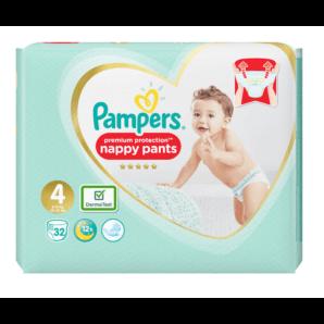 Pampers Premium Protection Pants size 5 12-17kg junior economy pack (30 pieces)
