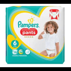 Pampers Premium Protection Pants size 6 15 + kg XL economy pack (28 pieces)