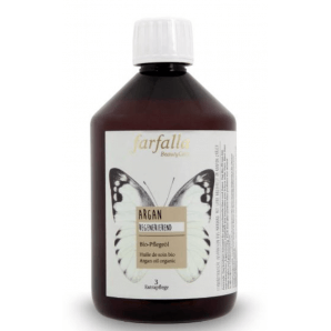 Farfalla Argan Organic Care Oil (500ml)
