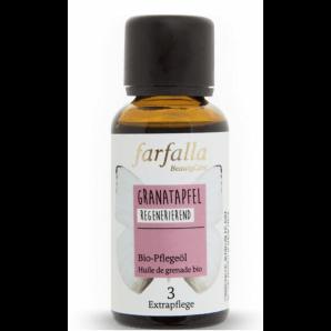 Farfalla Granatapfelsamen Bio Pflegeöl (30ml)