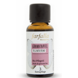 Farfalla Pomegranate Seeds Organic Care Oil (30ml)