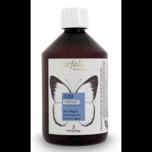 Farfalla Jojoba Bio Pflegeöl (500ml)