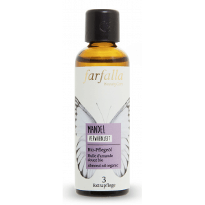 Farfalla Almond Organic Care Oil (75ml)