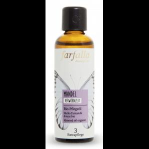 Farfalla Mandel Bio Pflegeöl (75ml)