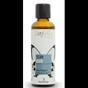 Farfalla Sesam Detox Bio Pflegeöl (75ml)