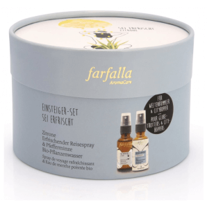 Farfalla starter set be refreshed (2x30ml)