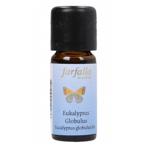 Farfalla Eucalyptus globulus organic wild collection (10ml)