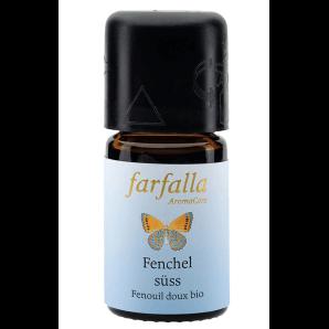 Farfalla ätherisches Öl Fenchel süss bio Grand Cru (5ml)