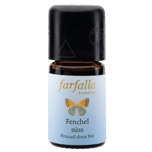 Farfalla essential oil fennel sweet organic Grand Cru (5ml)