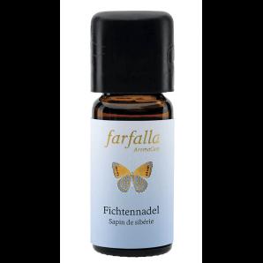 Farfalla ätherisches Öl Fichtennadel sibirisch Wildsammlung (10ml)