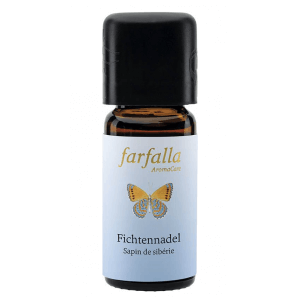Farfalla essential oil spruce needle Siberian wild collection (10ml)