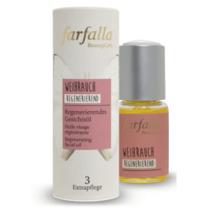 Farfalla Frankincense Regenerating Face Oil (20ml)