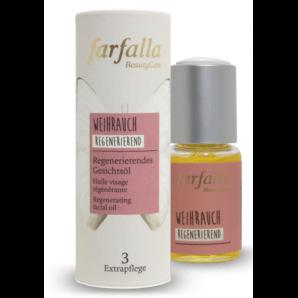 Farfalla Weihrauch Regenerierendes Gesichtsöl (20ml)