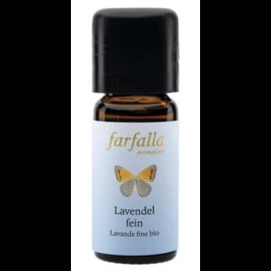 Farfalla Lavendel Fein Grand Cru Ätherisches Öl Bio (10ml)