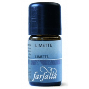 Farfalla Lime Essential Oil Organic (5ml)