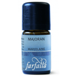 Farfalla Marjoram Essential Oil Organic (5ml)