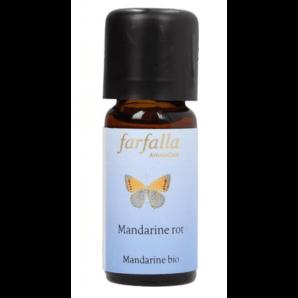 Farfalla Mandarine Rot Ätherische Öl Bio (10ml)