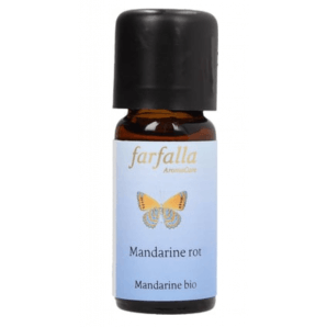 Farfalla Tangerine Red Essential Oil Organic (10ml)