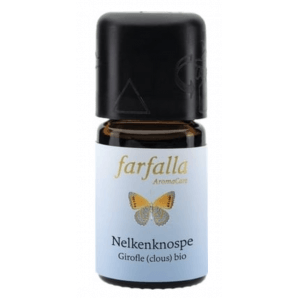 Farfalla Carnation Bud Essential Oil Organic Grand Cru (5ml)