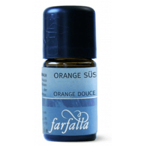 Farfalla Orange Sweet Essential Oil Organic Grand Cru (10ml)
